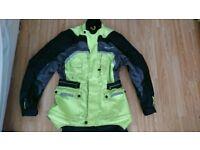 G-mac HI-VIZ motorbike jacket Unisex