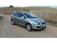 Ford Focus 1.6 Zetec 5 door
