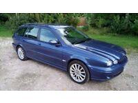 Jaguar X-Type Sport Estate 2ltr Diesel - 105000miles