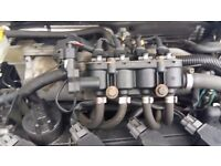 nissan xtrail lpg gas conversion