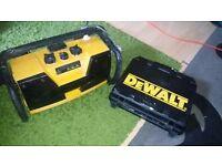 Drill plus Radio