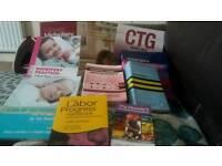 10 Midwifery Books Package