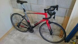 Giant FCR road bike - upgraded