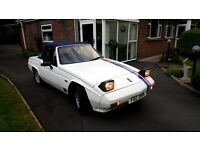 Reliant Scimitar SS1 1600 - A classic with no rust