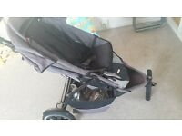 Phil&Ted double pushchair,good condition!