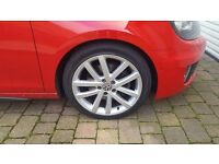 VW 18inch Vancouver alloy wheels