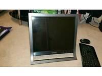 Sony TFT LED computer monitor