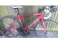 Carrera zelos racer bike WANT GONE TODAY