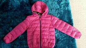 Girls size 6 years coat from next