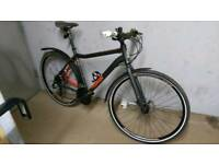 Voodoo Marasa hybrid bike/bicycle..medium/large. flat-bar hybrid/cx/cyclocross.like carrera,boardman