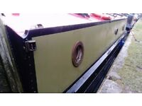 Narrowboat 60ft project narrow boat