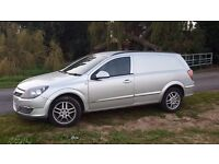 2011 VAUXHALL ASTRA SPORTIVE VAN, SILVER YEARS MOT, VGC, MAY SWOP OR PX BOAT