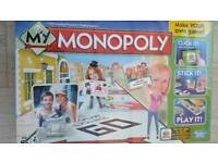 Monopoly make your own.