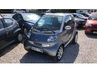 Smart City Coupe 700cc 12 Months MOT + 3 Months Warranty * Reduced *