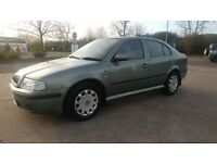 SKODA OCTAVIA AMBIENTE AUTO// LOW MILEAGE//CAMBELT CHANGED// SERVICE HISTORY £700