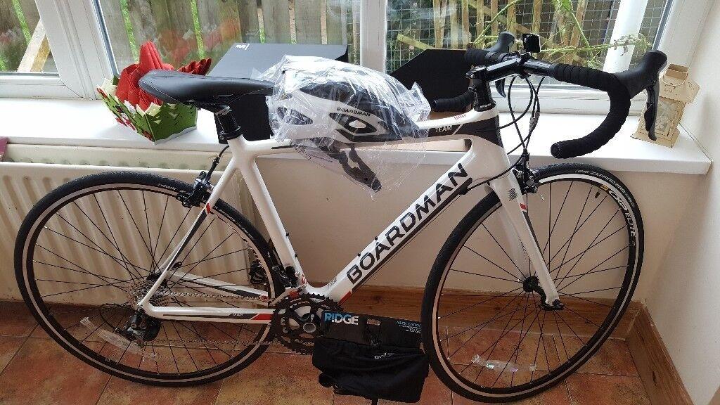 Boardman team road bike