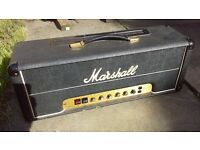 Marshall JMP 2203, 100 watt Master Model MK2 Lead. Vintage 1979