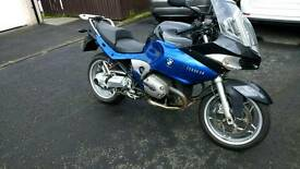 BMW R1200 ST Sports Tourer Motorcycle