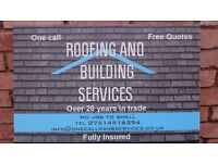 One Call Roofing an Building Services limited