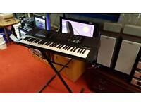 Keyboard casio CT-670 tcl 12304