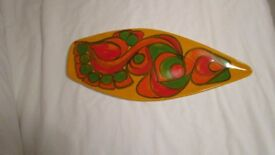 Poole Pottery Spear Dish