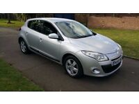 Renault Megane 1.5 dCi Dynamique 5dr, FSH, 2 Pre-Keepers, Free Warranty