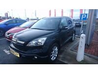 Honda CR-V (March 2009) 2.0 i-VTEC EX, petrol / manual