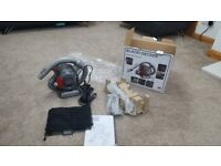 black and decker dustbuster flexi auto brand new vacuum cleaner never been used .