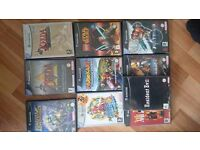 GameCube (Double Dash Edition) and 10 games