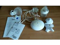 Tommee Tippee electric breast pump set