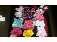 Girls clothing 6-9