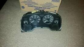 Astra g mk4 clocks & grill