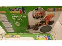 ELC build it monster truck