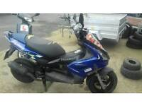 Peugeot Jet force c-tech 50cc scooter, 5 months tax +MOT.