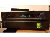 ONKYO TX-NR609 7.2 Channel 160 Watt Receiver