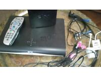 EXCELLENT SkyHd 1TB Box, Router and Remote