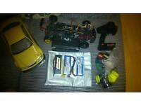 RC DRIFT CAR