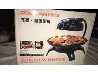 Doolan Smokeless Roaster