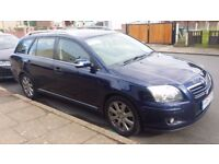 Toyota Avensis estate 2.0D4D 6 Speed 57Plate Full Toyota History