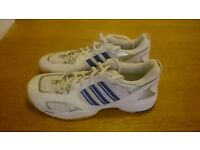 ADIDAS TRAINERS SIZE 10½ / 45½ BRAND NEW BOXED TRAINING SHOES NEW NEW NEW