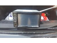 Ford transit stereo
