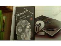 Metallica VHS