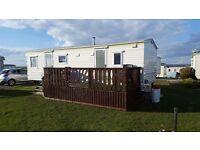 2 bed caravan, West Sands, Selsey, Bunn leisure.