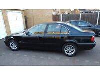 2002 BMW 5 Series 525i SE (E39) - Automatic, full service history, Excellent condition