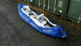 SEVYLOR CANYON / ADVENTURE INFLATABLE CANOE Delivery available