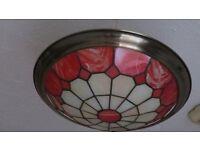 Tiffany Ceiling Lamp Shade