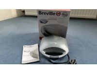 Breville 2 Sandwich Toastie Maker, Box and Instructions included, Contact me soon as, Cheap price £7