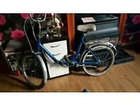 Folding bike universal