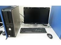 Dell Optiplex 755, Intel Core 2 QUAD 2.40 GHz, 8GB RAM, 1000GB HDD, Radeon HD 5450, Windows 7, HDMI