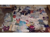 130+ baby boy clothes 0-12 months